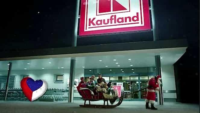 Program Kaufland de sărbători. Care este orarul pe 24, 25 și 26 decembrie