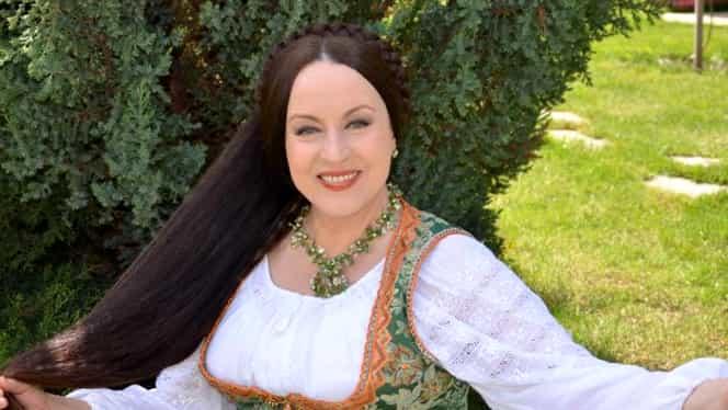 Maria Dragomiroiu, la ceas aniversar! Câți ani a împlinit artista