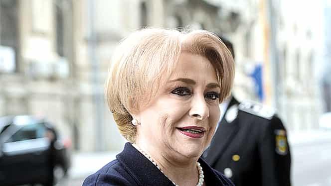 """Viorica Dăncilă, declarații incendiare! """"Nu mă așteptam din partea președintelui României să jignească o femeie"""""""