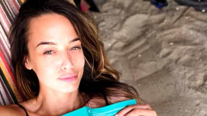 Cum a apărut Andreea Raicu la plajă, la vârsta de 41 de ani! Toți s-au mirat