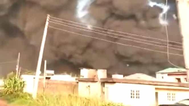 Tragedie fără margini. Un preot din Nigeria a încurcat apa sfințită cu benzina și a provocat o explozie puternică. Șase persoane au murit