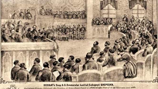 """25 noiembrie 1864: Este promulgată """"Legea instrucţiunii publice""""!"""