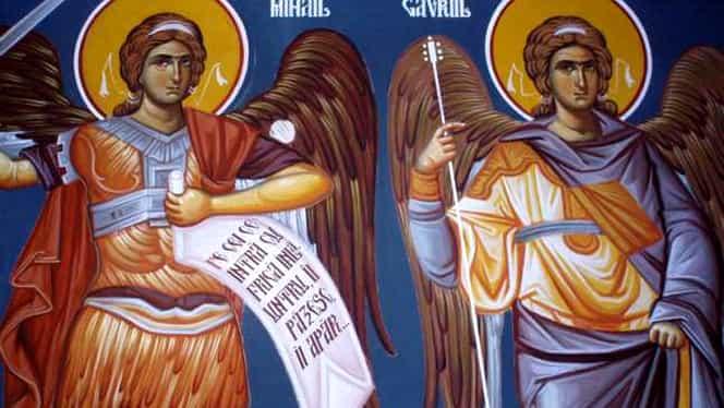 Ce nu ai voie să faci de Sfinţii Mihail şi Gavriil. Tradiţii şi obiceiuri inedite