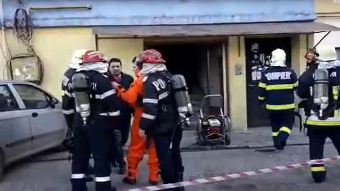 O altă deratizare controversată, de data asta într-un bloc din Suceava. Două persoane se află la spital