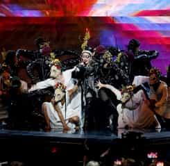Gestul făcut de Madonna la Eurovision 2019 care a înfuriat gazdele