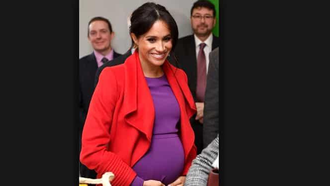 Ce nume va purta primul bebeluș regal al cuplului Meghan Markle și Prințul Harry