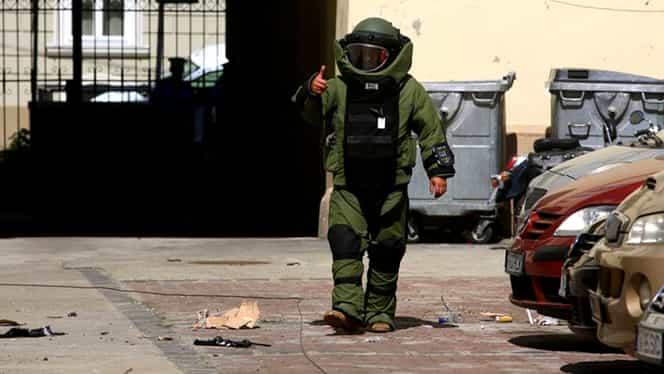 Alertă falsă cu bombă! Pirotehniști și zeci de polițiști au mers de urgență într-o rafinărie din Ploiești
