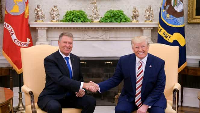 """Ion Cristoiu, reacție dură după dejunul luat de Klaus Iohannis cu Donald Trump! """"SUA au dat 200 euro, România – 4 miliarde de dolari"""""""