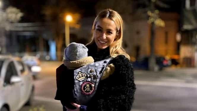 Flavia Mihăşan, mesaj emoţionant pentru fiul său. Fosta asistentă de la Antena 1 şi-a înduioşat fanii