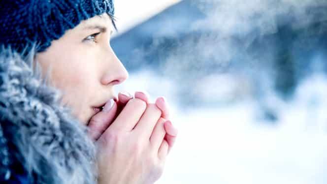 Vine gerul în România! Temperaturi sub zero grade și ninsori. Prognoza meteo pentru luna noiembrie