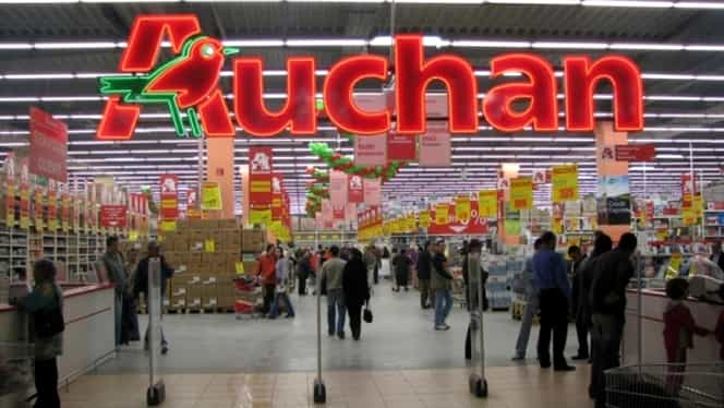 Program Auchan de Revelion 2020. Orarul hipermarketului pe 31 decembrie şi 1 ianuarie