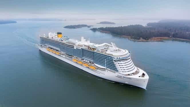 6.000 de turiști sunt blocați pe o navă de croazieră, în Italia! Doi cetățeni chinezi prezintă simptomele temutului coronavirus
