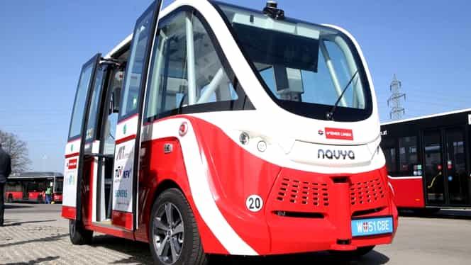 """Cluj Napoca, primul oraș din România care va avea autobuze fără șofer! """"Dăm încă o dată tonul în țară"""""""