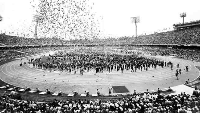 12 octombrie, semnificaţii istorice! Se deschid Jocurile Olimpice din Mexic, unde România se umple de medalii