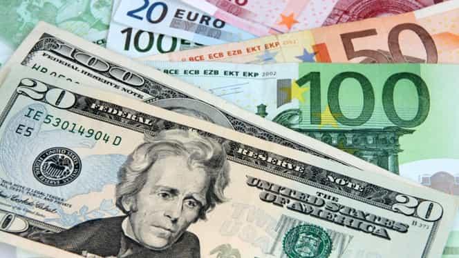 CURS BNR. Euro creşte semnificativ la cursul BNR