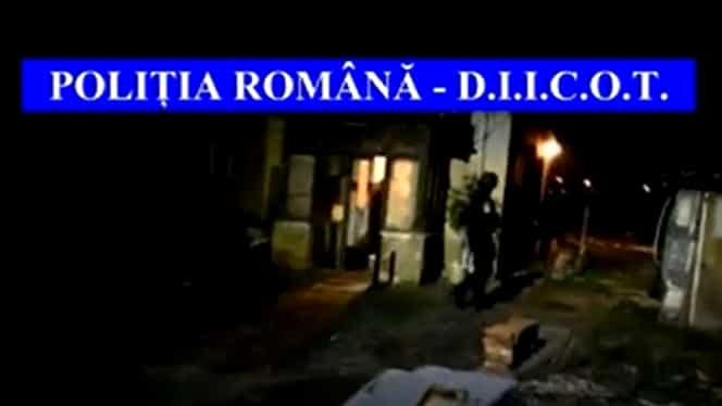 Cel mai șocant caz de pedofilie din România: Un bărbat a fost arestat după ce a racolat 120 de copii cu vârste de sub 13 ani. Video