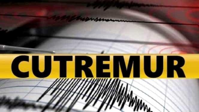 Cutremur, în Buzău, miercuri dimineață! Ce magnitudine a avut