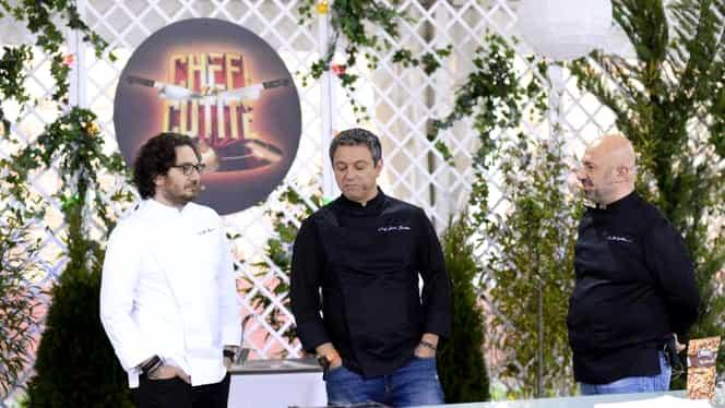 Chefi la Cuțite Live pe Antena 1 – Sezonul 7, episodul 2