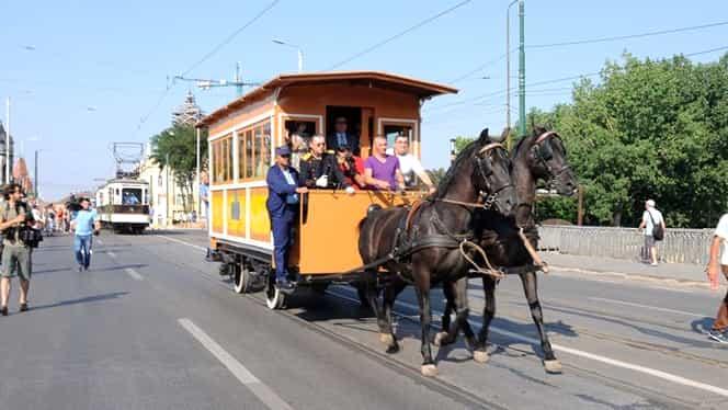 Bucureştenii, invitaţi la Parada tramvaielor de epocă, în perioada 26-29 octombrie