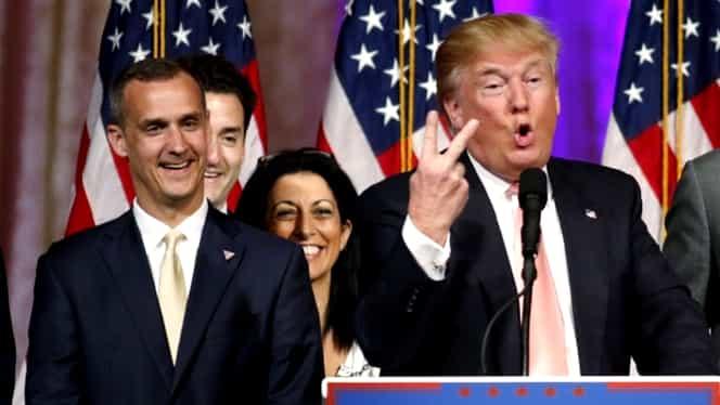 VIDEO. Directorul de campanie a lui Donald Trump, arestat