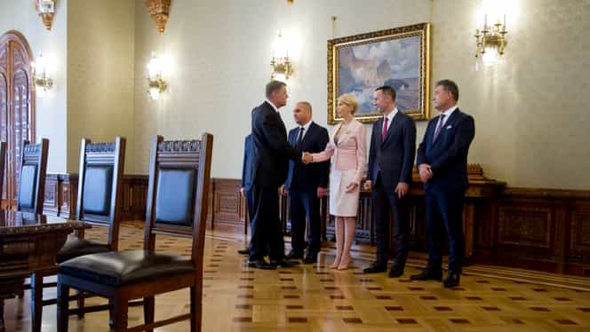 Consultări la Cotroceni pentru formarea noului guvern. PNL i-a făcut două propuneri lui Klaus Iohannis. Update