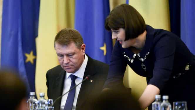 Unde era Klaus Iohannis când a fost demisă Laura Codruța Kovesi! S-a aflat!
