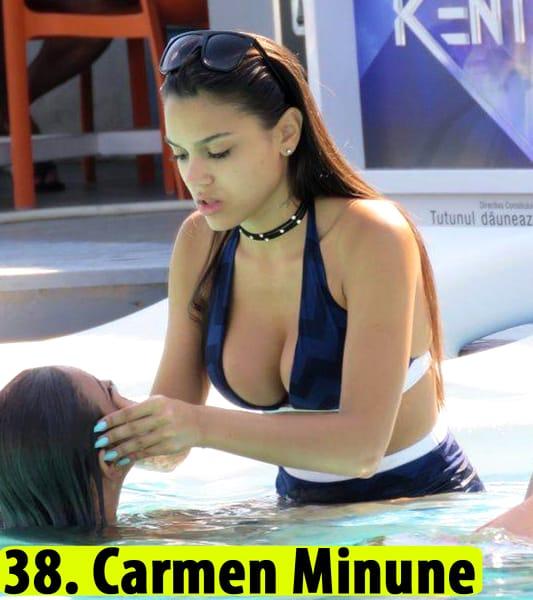 TOP 40 – Vedetele din România cu cei mai frumoşi sâni naturali. Unele dintre ele sunt atât de mari, că nici nu te aşteptai să nu aibă silicoane