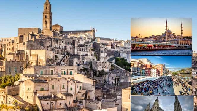 4 vacanțe City Break în care să mergi după încheierea sezonului estival