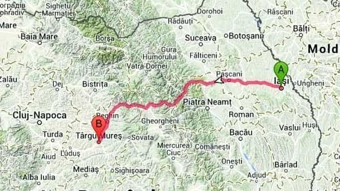 Austostrada Iaşi – Târgu Mureş. Cine o construieşte şi când e gata prima autostradă care trece peste Carpaţi