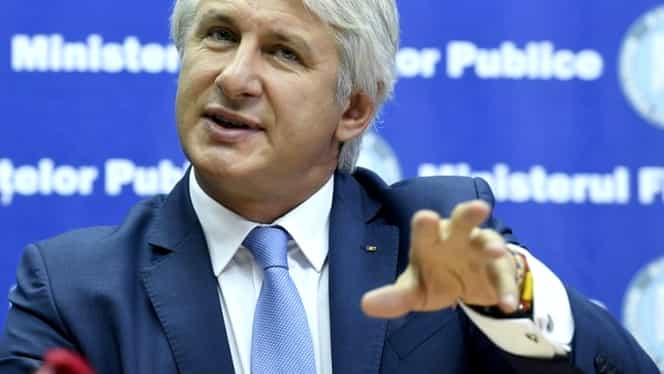Eugen Teodorovici, anunț de ultimă oră privind bugetul pe 2019! Când va fi gata