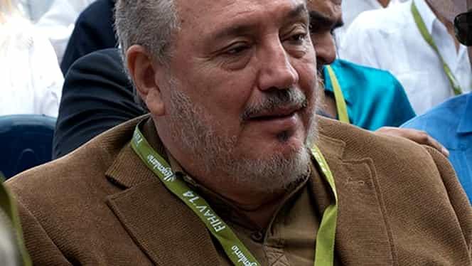 """Fiul cel mare al lui Fidel Castro s-a sinucis! """"Fidelito"""" suferea de depresie profundă"""