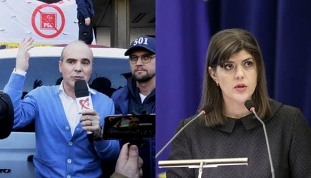 Rareș Bogdan, veste excelentă pentru Laura Codruța Kovesi! Rarel Bogdan și Kovesi