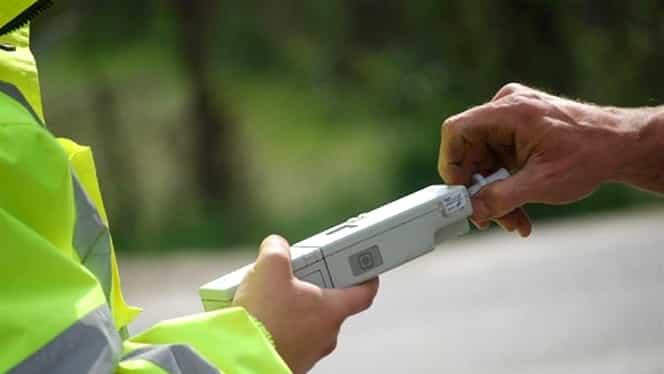Șeful Poliției din Bacău, accident rutier cu mașina de serviciu, după ce a consumat alcool