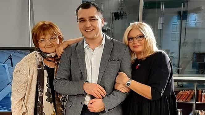 Cristina Țopescu era zâmbitoare în ultimele imagini în care a apărut în spațiul public. S-a pozat alături de Vlad Voiculescu