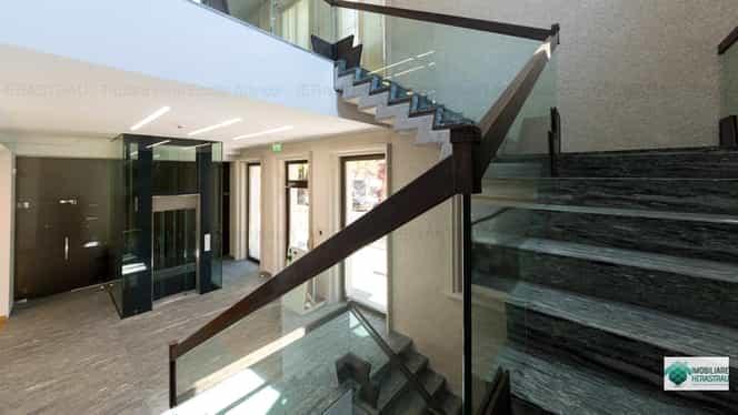 Cea mai scumpă vilă din București a fost scoasă la vânzare! Cât costa bijuteria arhitecturală!