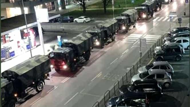 """Mărturii cutremurătoare din Bergamo: """"Este mai rău decât în război!"""" Se fac liste de așteptare pentru înmormântări"""