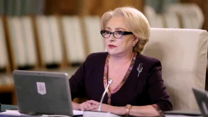 Viorica Dăncilă îl amenință cu demiterea pe șeful CNAIR: pleacă dacă nu termină 100 km de autostradă în trei săptămâni