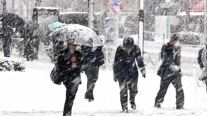 Prognoza meteo 21 noiembrie. Vin ninsorile!