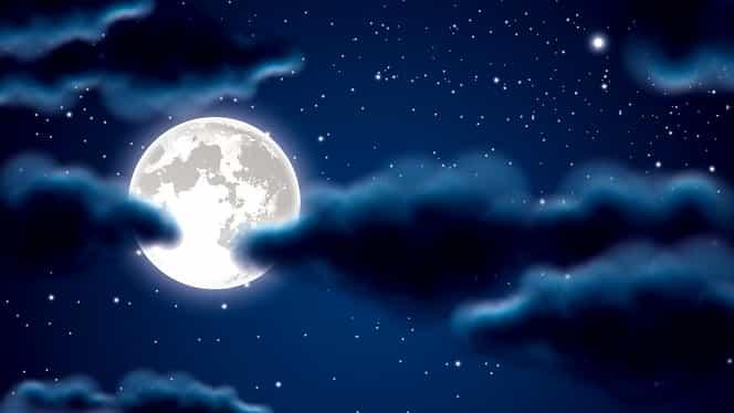 5 zodii care vor simți din plin aura benefică a lunii pline din această seară