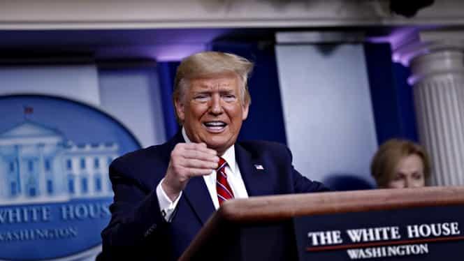 Donald Trump, sfaturi despre coronavirus! Președintele SUA spune că are tratamentul