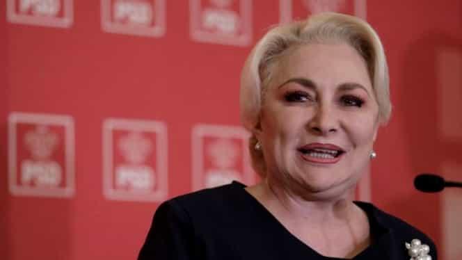 O nouă GAFĂ a premierului Viorica Dăncilă. VIDEO