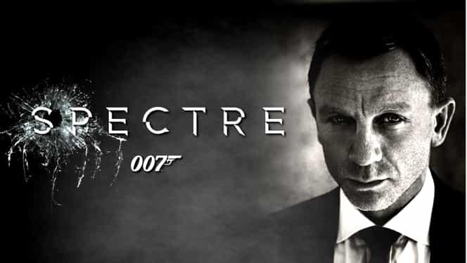 Primul trailer al filmului James Bond, dezvăluit pe YouTube