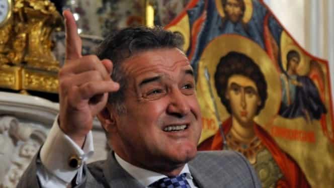 """Gigi Becali, Revelion la biserică! """"Ce motive mai are presa acum să vină după mine?"""""""