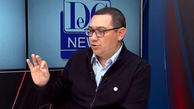 Victor Ponta anunță prăpădul pentru românii cu venituri mici cu Ludovic Orban la putere. Îl compară cu Emil Boc
