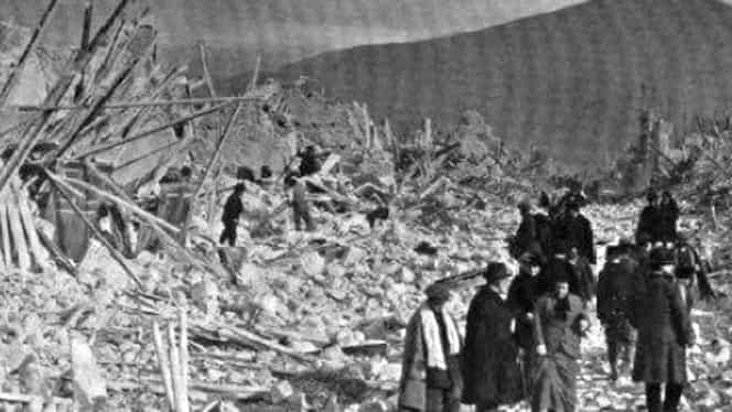 13 ianuarie, semificaţii istorice. Un cutremur face 29.800 de victime