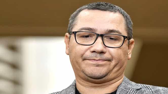 Victor Ponta nu va vota moțiunea de cenzură împotriva lui Ludovic Orban. Jocuri politice pe bandă rulantă în Parlament