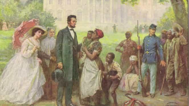 22 septembrie, semnificaţii istorice. Abraham Lincoln decretează eliberarea tuturor sclavilor