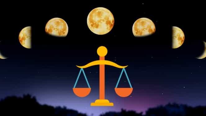 Ce aduce Luna Nouă în Balanță pentru fiecare zodie. Lucrurile se îmbunătățesc pentru doi nativi