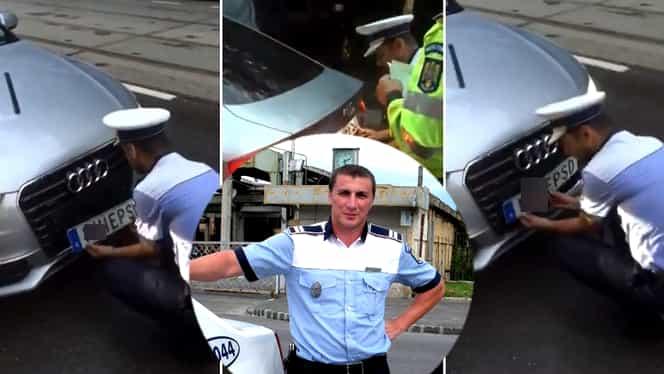 Reacția lui Marian Godină, după ce șoferul mașinii cu numere anti-PSD a fost sancționat