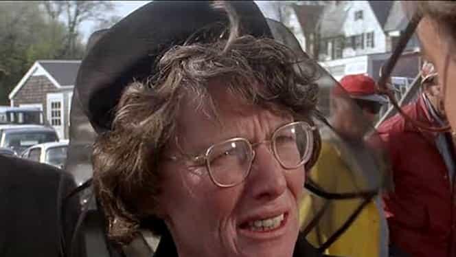 """Lee Fierro, cunoscută pentru rolul din filmul """"Fălci"""", a murit din cauza coronavirusului. Actrița avea 91 de ani"""